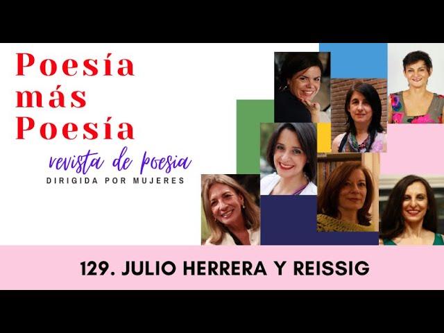129 POESÍA MÁS POESÍA: JULIO HERRERA Y REISSIG