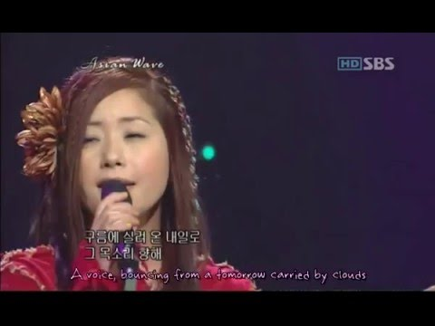 Suteki Da Ne (素敵だね) live in Korea with English Subtitles