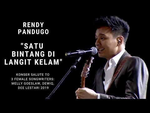 Rendy Pandugo - Satu Bintang Di Langit Kelam (Konser Salute Erwin Gutawa To 3 Female Songwriters)