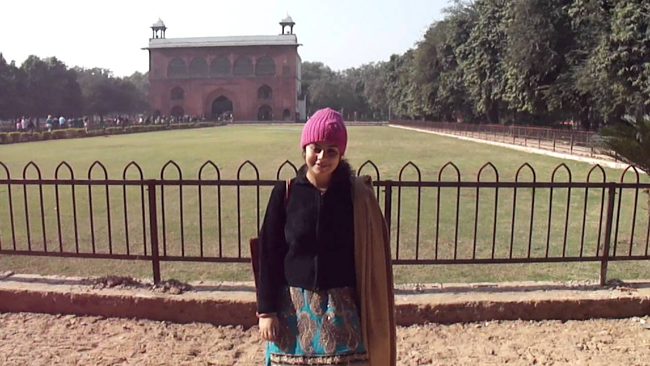 Red Fort Lal Kila Delhi Youtube
