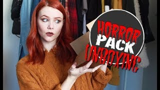 HORROR PACK UNBOXING | IS IT WORTH IT??
