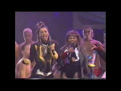 En Vogue  Free Your Mind  1992  MTV Music Awards