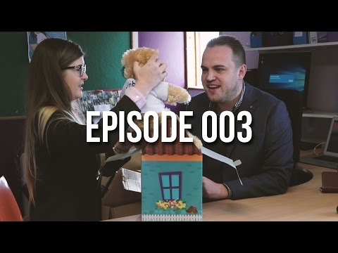 SHARING IS CARING | Backstage Business 003