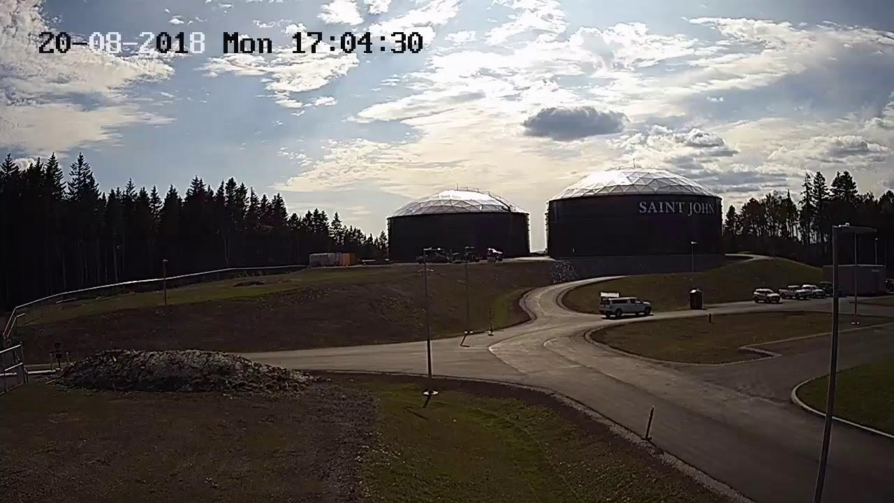 Web Cam image of Saint John Water Treatment Plant 2