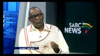 Vavi on the launch of a new union federation