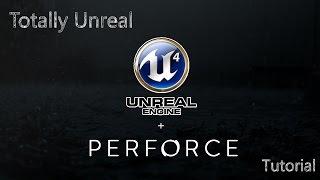 Repeat youtube video Unreal Engine 4 / Perforce Setup - Pt 1  (Server Setup)