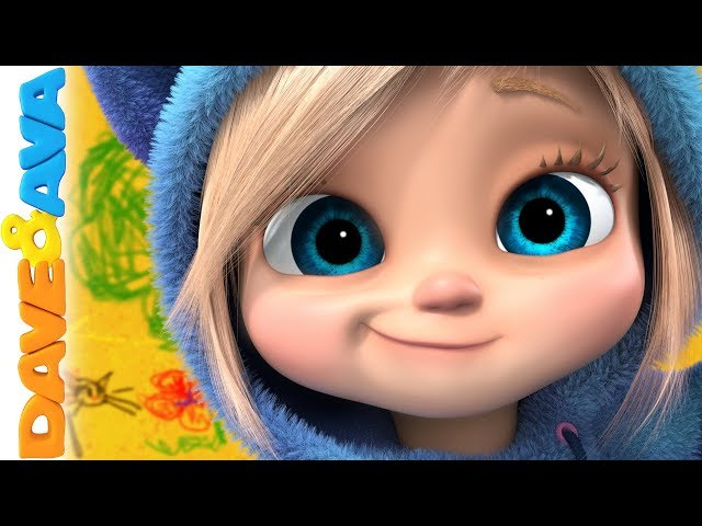 🍊 Baby Songs by Dave and Ava   Nursery Rhymes and Kids Songs 🍊