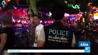 Prostitution In Pattaya Cleaning Up Thailand S Sin City