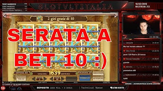 BOOK OF DEAD + MOON PRINCESS+DREAM CATCHER+JACK AND BEANSTALK  / MOMENTI EPICI A BET 10 / CASINO