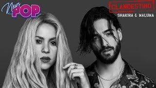 Baixar Shakira & Maluma Clandestino + Nuevo disco de Shakira