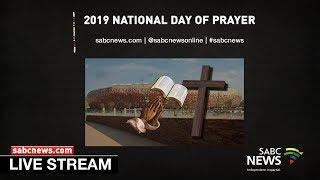 2019 National Day of Prayer: 24 November 2019