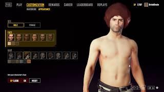 PUBG: Как создать идеального персонажа в Пубг?