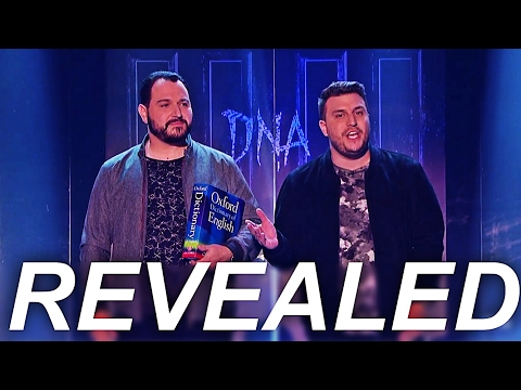 DNA: Britain's Got Talent Semi-Final Trick REVEALED