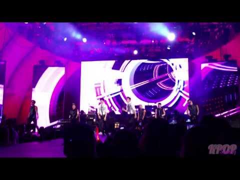 [직캠/Fancam] 150502 동방신기 TVXQ at 13th Korea Times Music Festival KMF [No Cut]