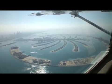 Sightseeing tour with seaplane from Jebel Ali to Dubai Creek