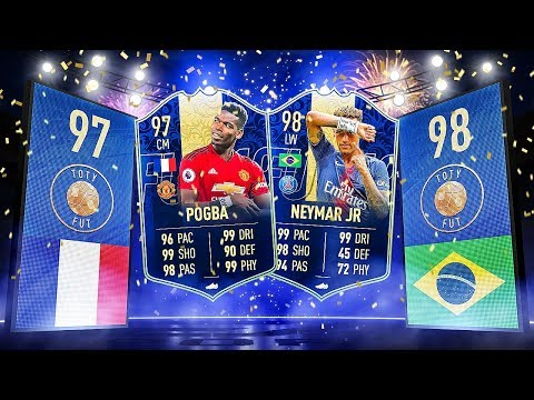 OMG I PACKED TOTY DE BRUYNE! - FIFA 19 TEAM OF THE YEAR PACK OPENING! thumbnail