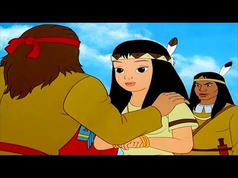 THE BLUE STAR | Pocahontas | Full Episode 20 | English