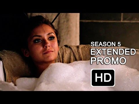 The Vampire Diaries Season 5 Extended Promo -