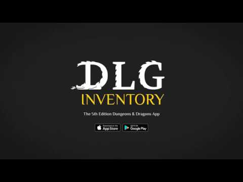 DLG Inventory 5E For Pc - Download For Windows 7,10 and Mac