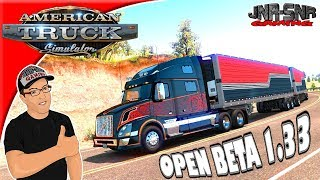 American Truck Simulator Open Beta 1.33