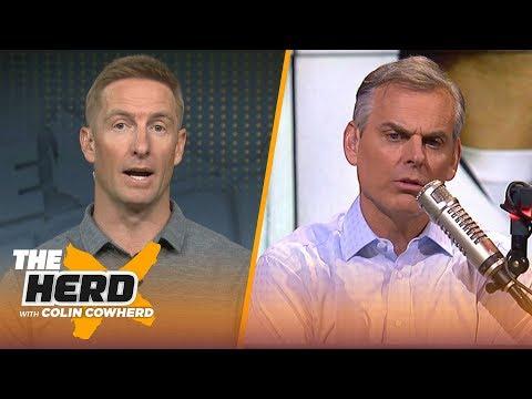 Joel Klatt: Kyler Murray's Pro Day was 'terrific,' says he will go first overall | NFL | THE HERD