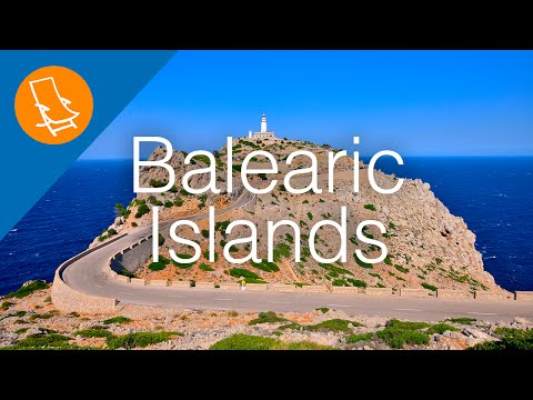 Balearic Islands - From Majorca to Fomentera