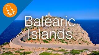 Balearic Islands - From Majorca to Fomentera