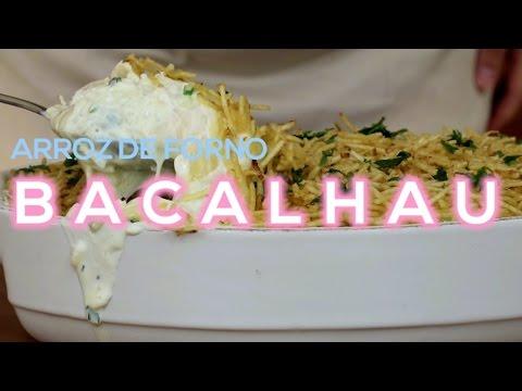 Arroz de forno de bacalhau - Receita perfeita para a Páscoa