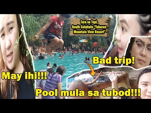 "Inday Tisay VLOG # 3 (Tara sa Tupi,South Cotabato ""Tuburan Mountain View Resort"")"