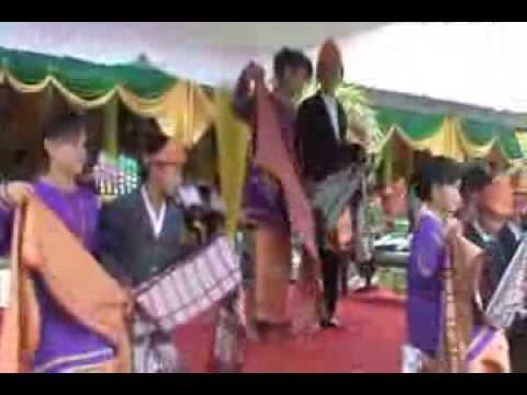 Tari Bujang Gadis Prabumulih by SMP N 6 Prabumulih