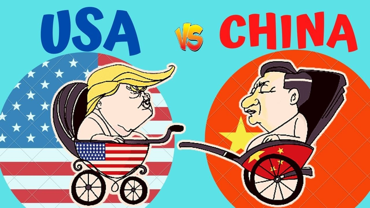 US-China Trade War | Superpower Countries Military Comparison