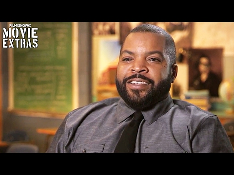 Fist Fight | On-set visit with Ice Cube 'Strickland'