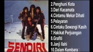 MAY SENDIRI  HAKIKAT 1988  FULL ALBUM