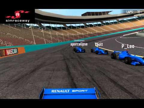 Simraceway Quick Race Formula 3.5 @ Phoenix Intern