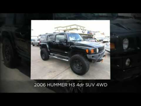 ANF Auto Finance - Quality Pre Owned Hummer Inventory