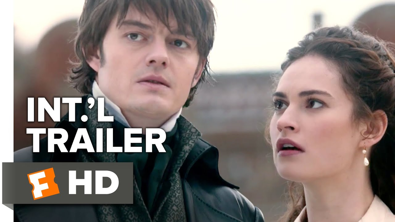... Zombies Official International Trailer #1 (2016) - Lily James Movie HD