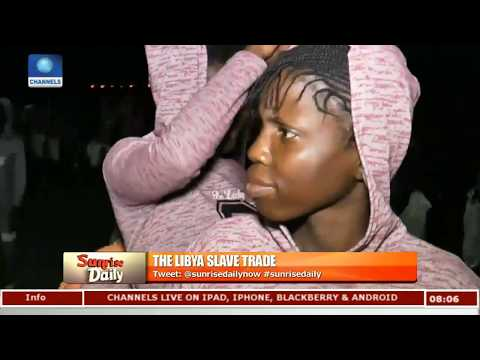 Efforts To Free Nigerians Begin As Fachano Sees No End To Libya Slave Trade Pt.2 |Sunrise Daily|