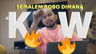 Gambar cover SEMALAM BOBO DIMANA KW!!
