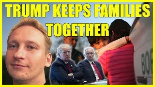 BREAKING: Donald Trump To Keep Families Together & More