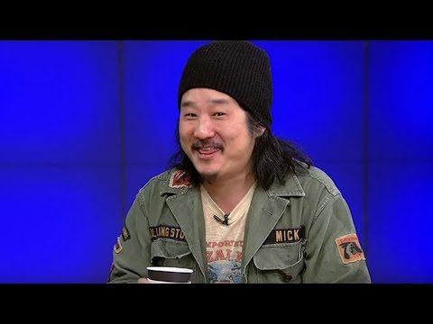 FUNNY! Comedian Bobby Lee live interview on local news