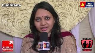 ladies club members  dhamal in dandiya  ludhiana abhishek news  421 WMV V9 001