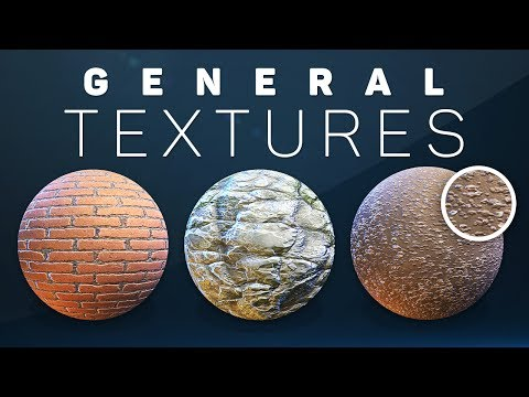 GENERAL TEXTURE PACK now on Dev Assets!