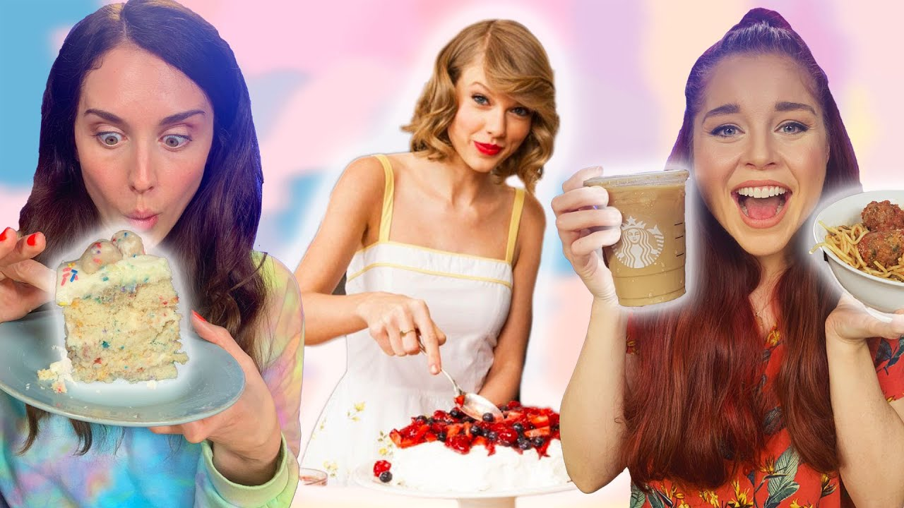 I Ate And Worked Out Like Taylor Swift For A Week