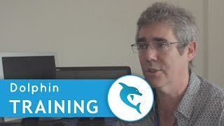 Training At Dolphin - Guide Dogs Uk & Alternate Vision Coaching