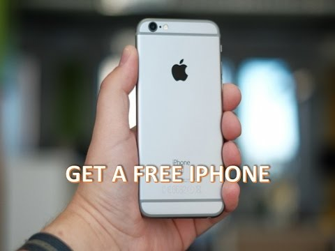 Get A Free iPhone - How to Get a FREE iPhone