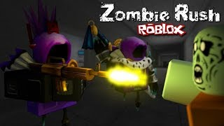 ROBLOX - Once Bitten - Part 32 [ZOMBIE RUSH] - Android Gameplay, Walkthrough