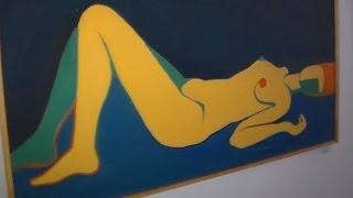 Картины НЮ в стиле АРТа. Часть 2 с выставки изделий арта.