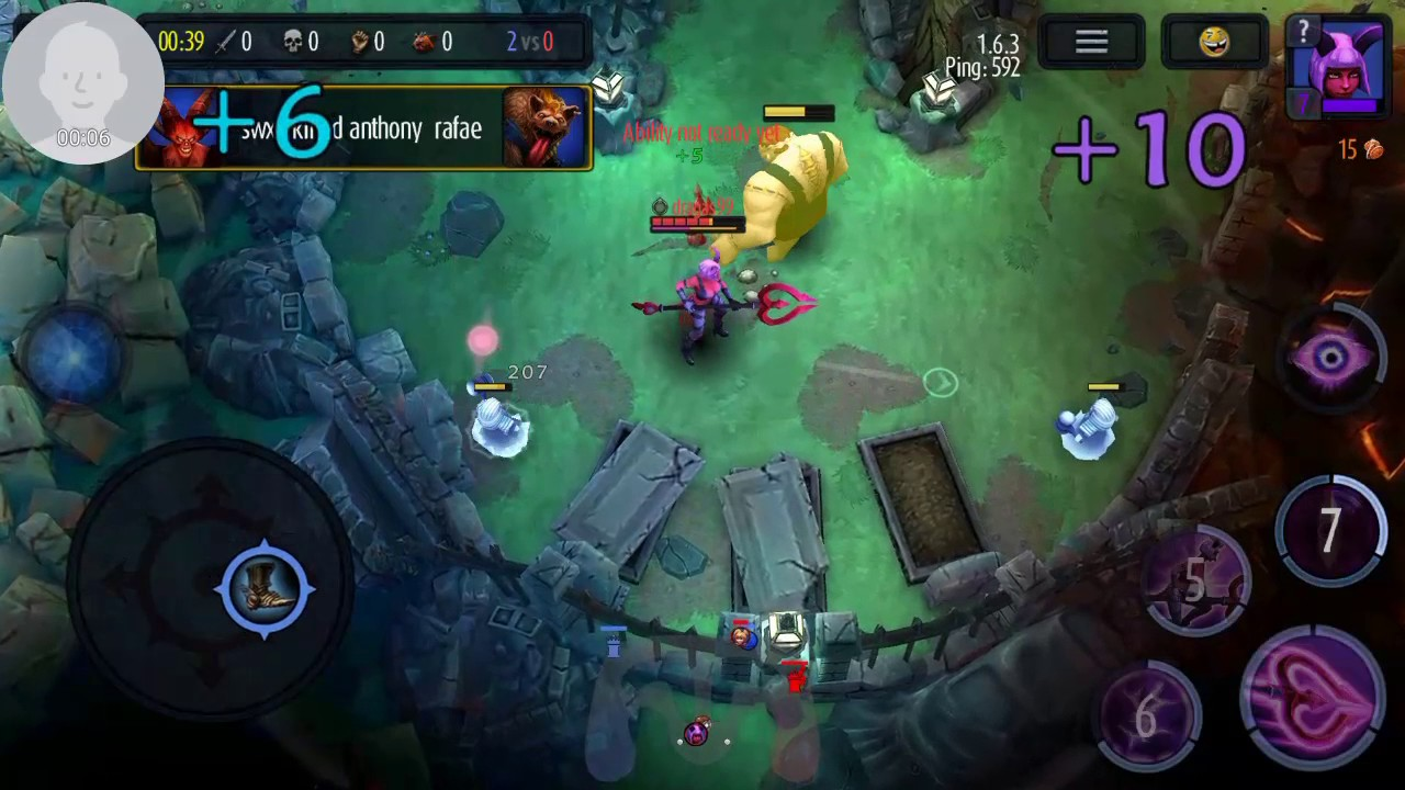 Heroes Of Soulcraft Moba Gameplay Best New Android Ios