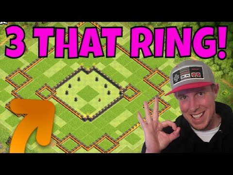 the DEATH of a RING BASE! 3 Star Bowler Breakdown Th11 Clash Of Clans