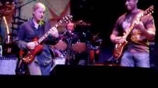 Allman Brothers w/ Bernie Williams 4-7-07 Beacon Theater